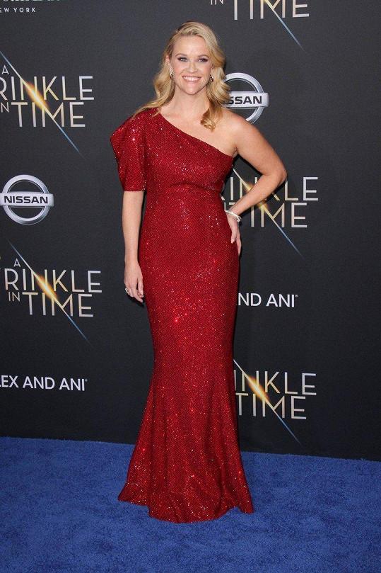 Reese vypadá pořád úžasně.