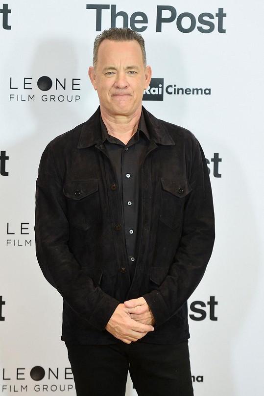Role Sandyho měla původně připadnout Tomu Hanksovi.