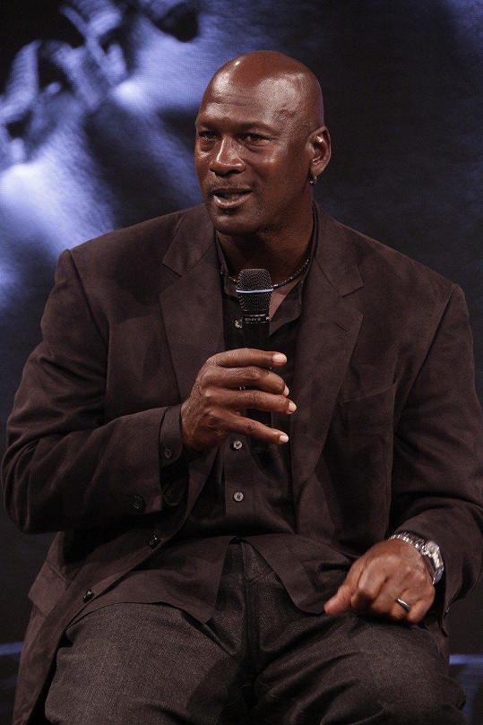 4. Michael Jordan - 1,7 miliardy dolarů