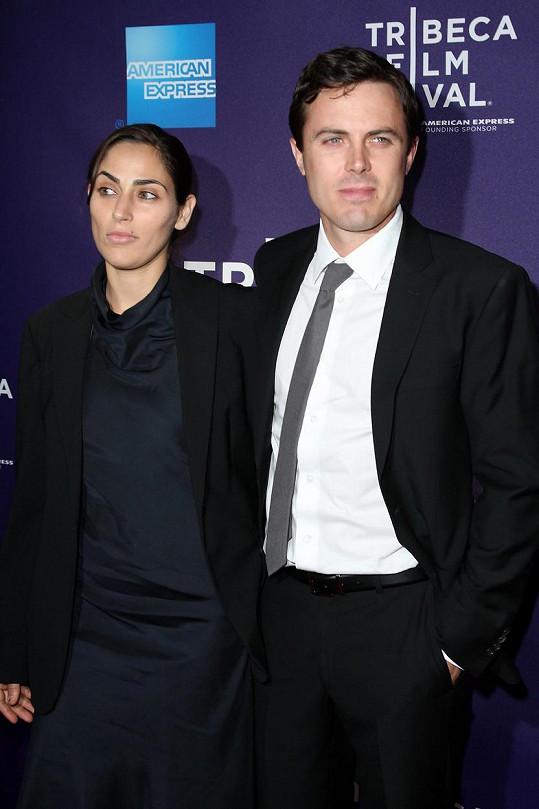 Manželství Caseyho Afflecka a Summer Phoenix spěje k rozvodu.