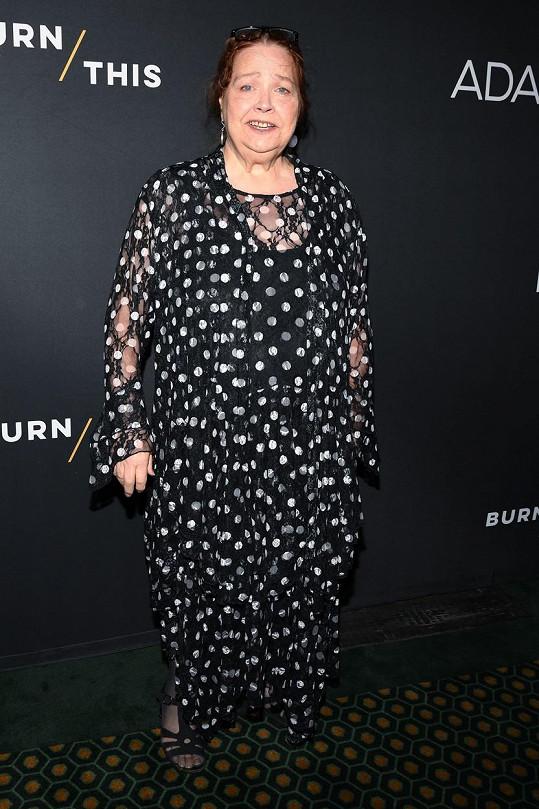 Zemřela herečka Conchata Ferrell. Bylo jí 77 let.