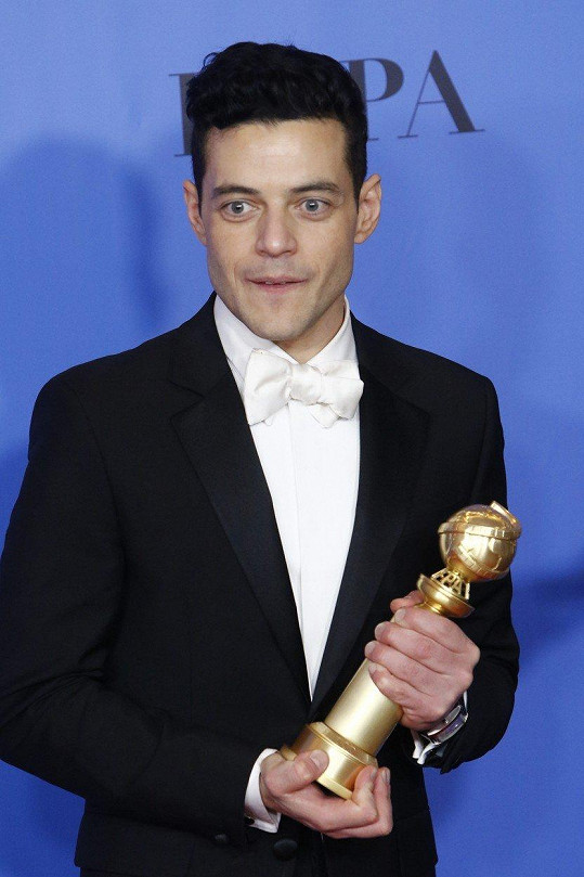Rami si odnesl cenu za nejlepšího herce, za výkon ve filmu Bohemian Rhapsody.