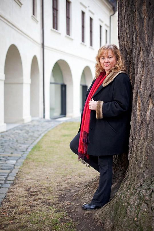 Monika Stará si zahrála jen v jedné pohádce, věnuje se pedagogice.