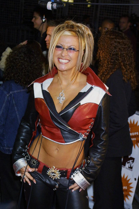 Anastacia v začátcích nového milénia byla na vrcholu popularity.