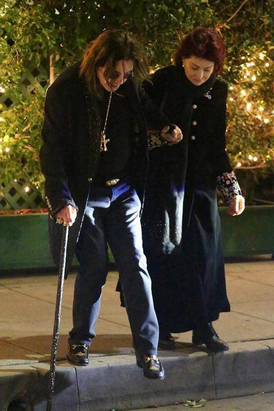 Ozzy Osbourne opravdu neměl lehký rok.