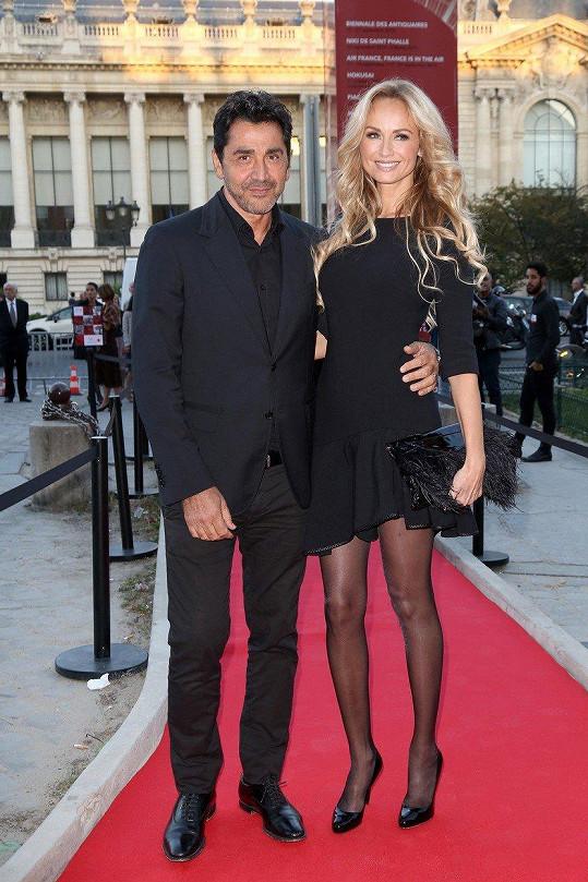 Prvního potomka se dočkala i Adriana Sklenaříková s manželem Aramem Ohanianem.