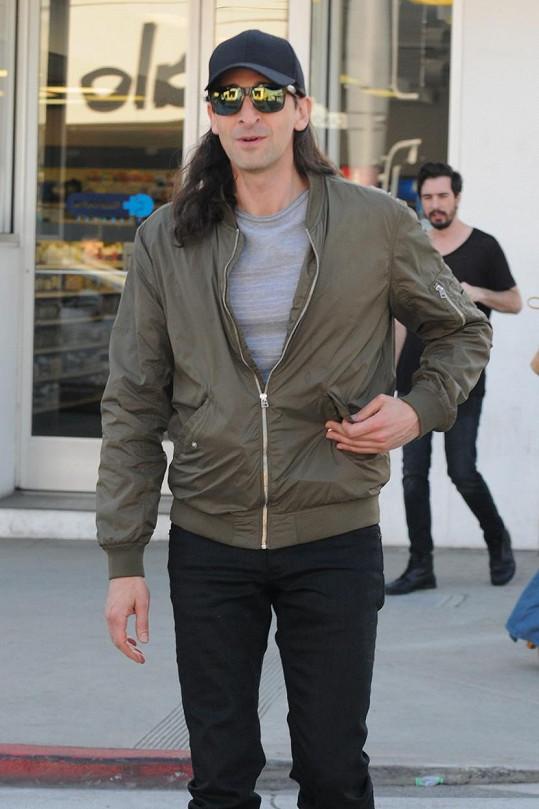 Adrien Brody dnes