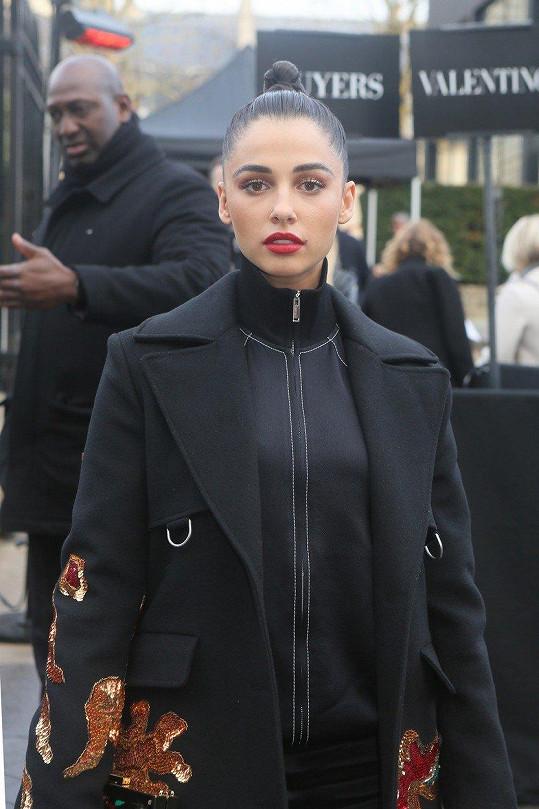 Naomi Scott za sebou má spíš role v béčkových filmech.