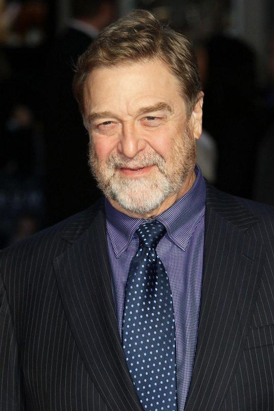 John Goodman je nejlépe placeným hercem v kategorii comedy. Přijde si na 8,5 miliónu korun za epizodu.