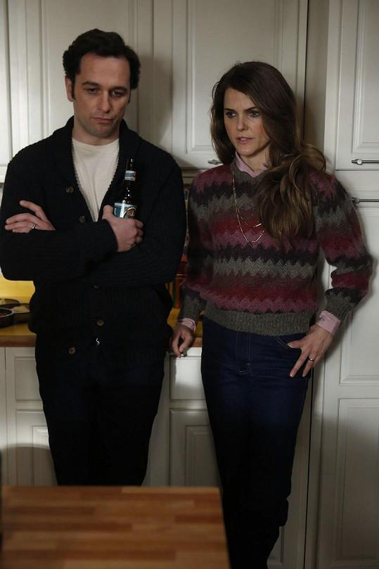 Keri a Matthew v seriálu Takoví normální Američané