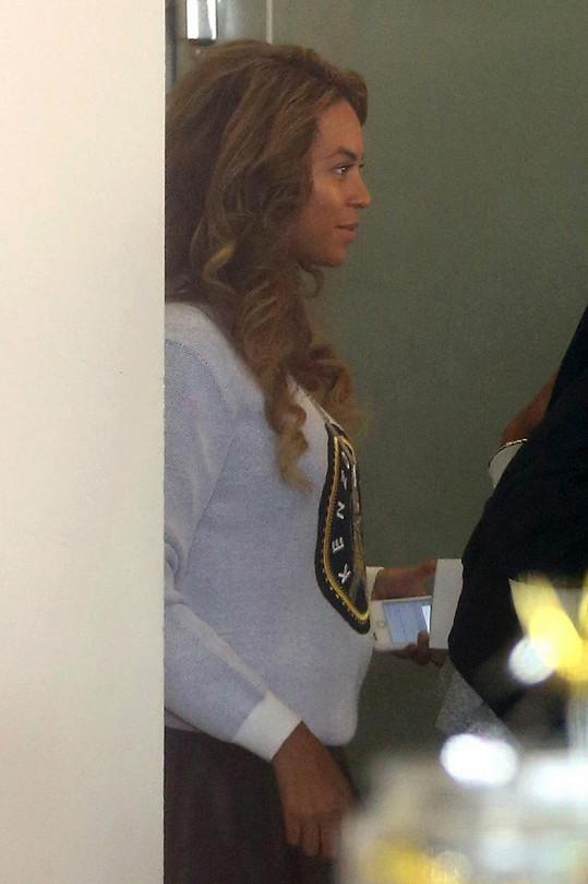 Beyoncé by prý měla být v očekávání druhého potomka.