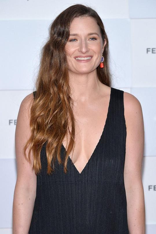 Grace Gummer na Tribeca Film Festivalu jen zářila.