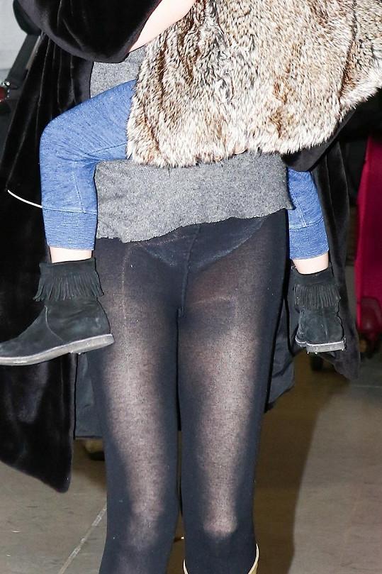 Uma Thurman tentokrát outfit nevychytala.