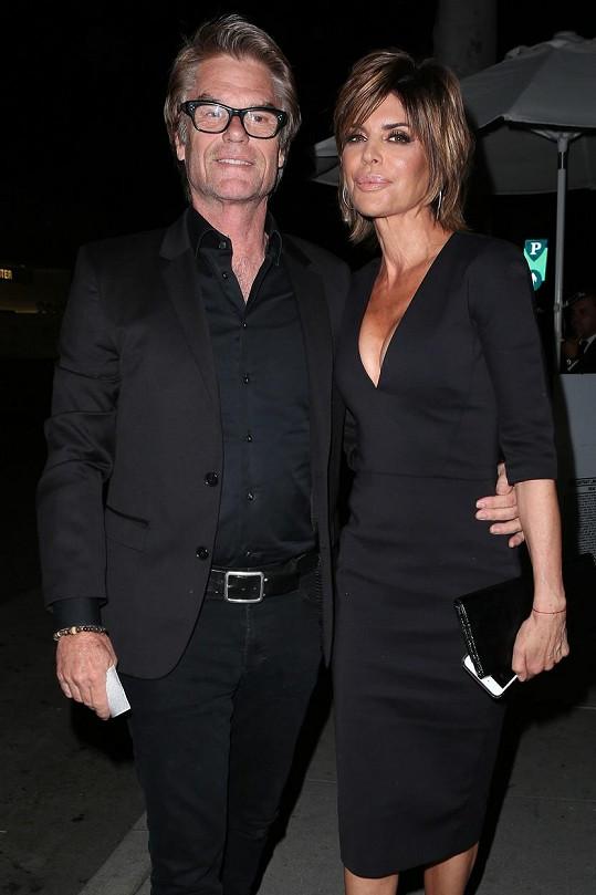 Hrdí rodiče Lisa Rinna a Harry Hamlin