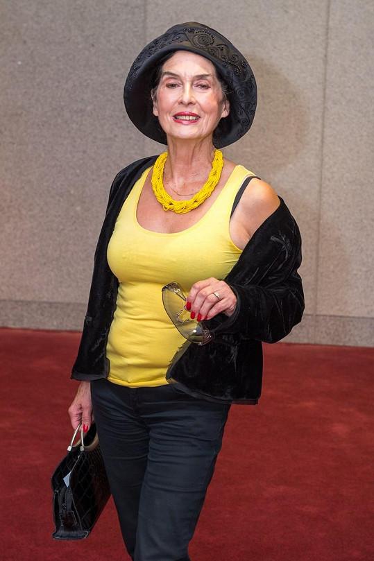 Zuzana Kocúriková se věnuje i módě.
