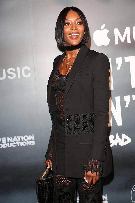 Naomi dokázala, že navzdory věku patří pořád mezi nejkrásnější ženy světa.