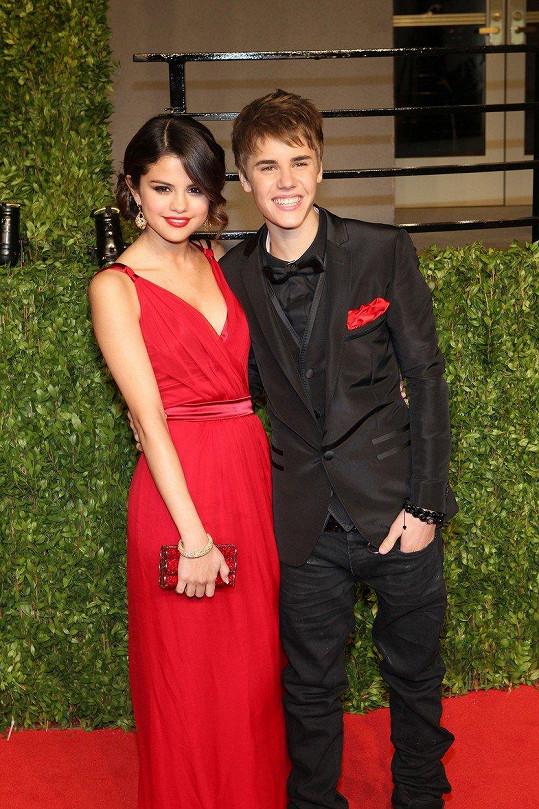 Selena a Justin se spolu milují a rozcházejí už od roku 2010.
