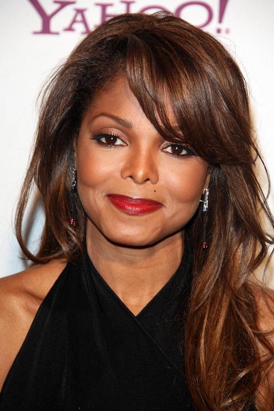 Janet na snímku z roku 2007