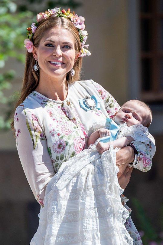 Madeleine s dcerou Adrienne
