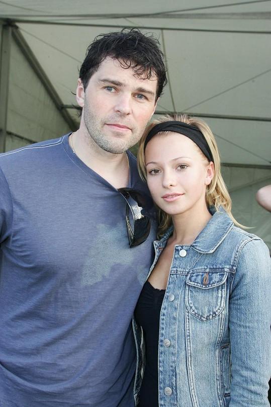 S Innou Puhajkovou v roce 2007