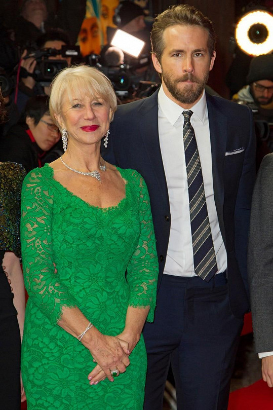 Na filmový festival přijela i s Ryanem Reynoldsem.