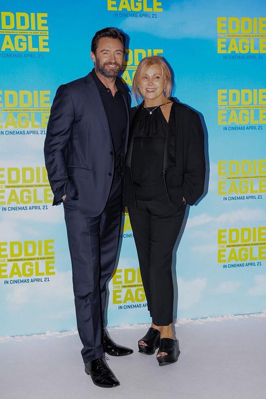 Hugh Jackman a Deborra-Lee tvoří manželský pár už 20 let.