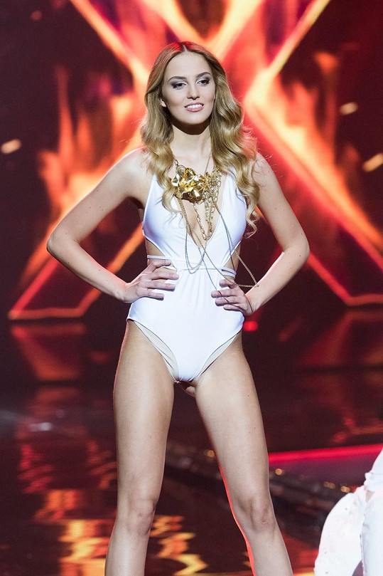 Kristína Činčurová je novou Miss Slovensko.