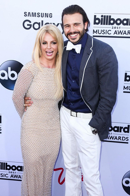 Britney Spears a Charlie Ebersol