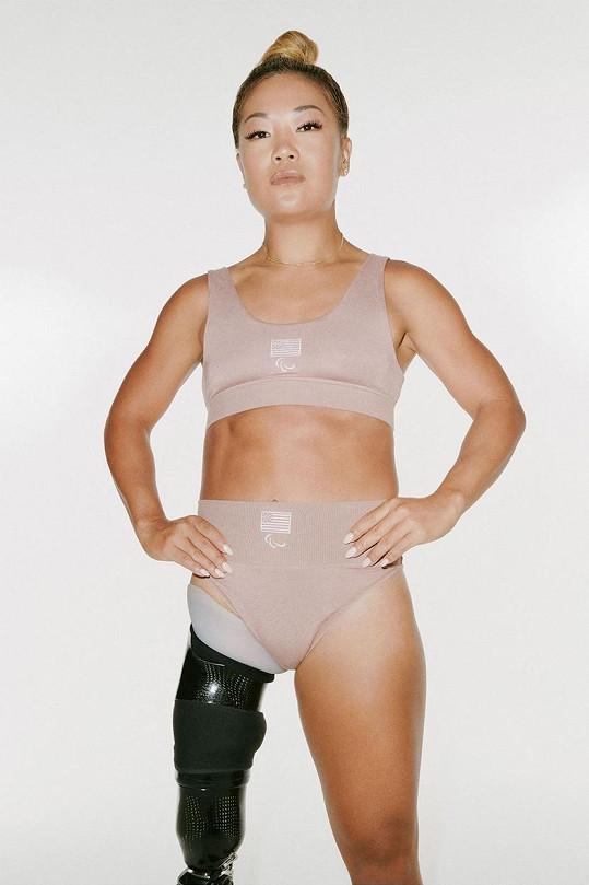 Stejně tak i sportovkyně na paralympijských hrách v Tokiu.