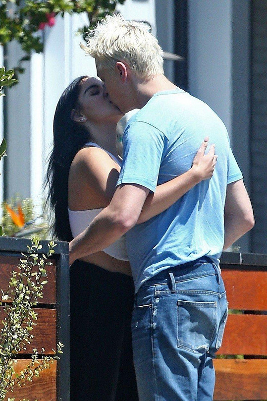 Ariel Winter a Levi Meaden