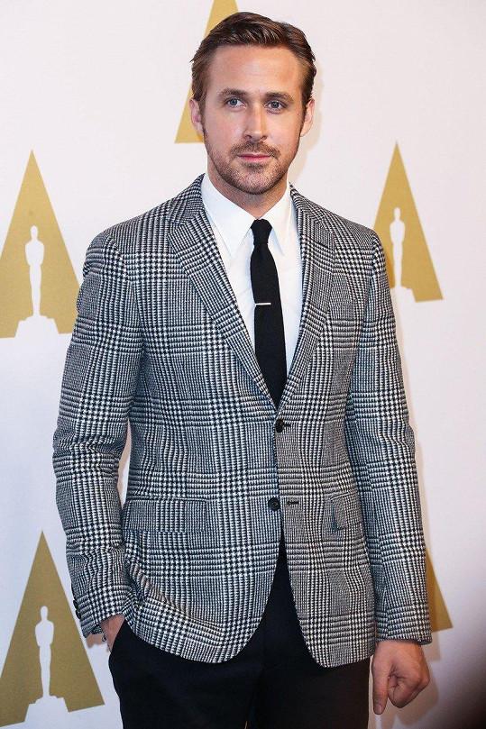 A tohle je Ryan Gosling