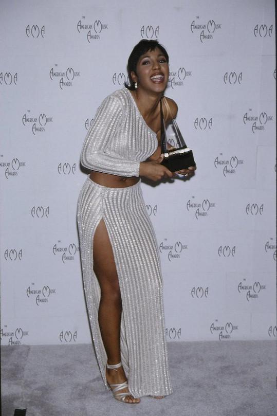 90. léta byla pro Toni Braxton zásadní.