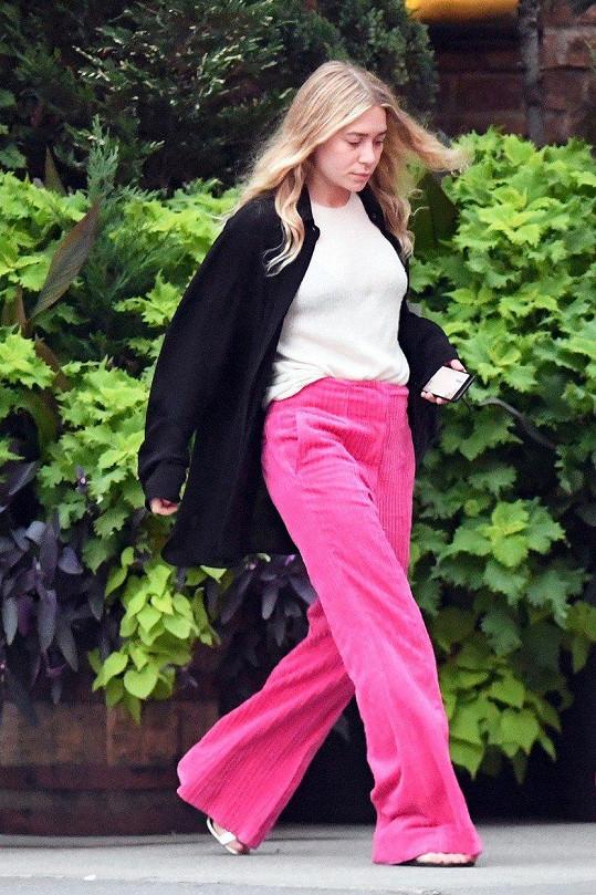 Ne vždy mohla být Ashley považována za módní ikonu.
