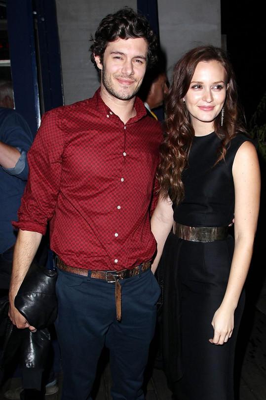 Leighton Meester a Adam Brody se nijak nechlubili, že se stanou podruhé rodiči.