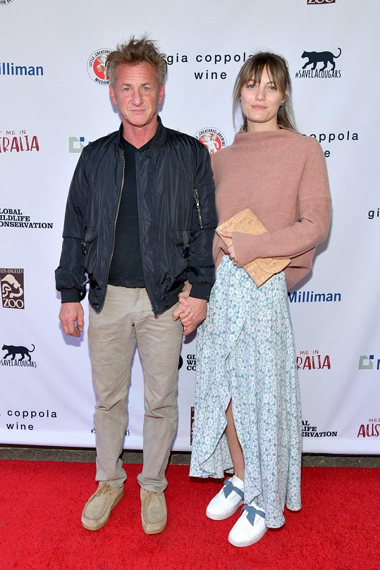 Společně zavítali na charitativní akci v LA.