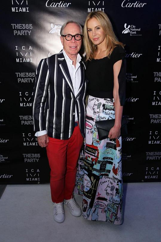 Tommy Hilfiger s manželkou Dee se už tři roky snaží prodat byt.