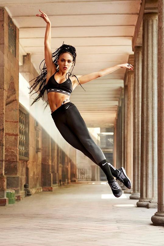 FKA Twigs má baletní a taneční průpravu.