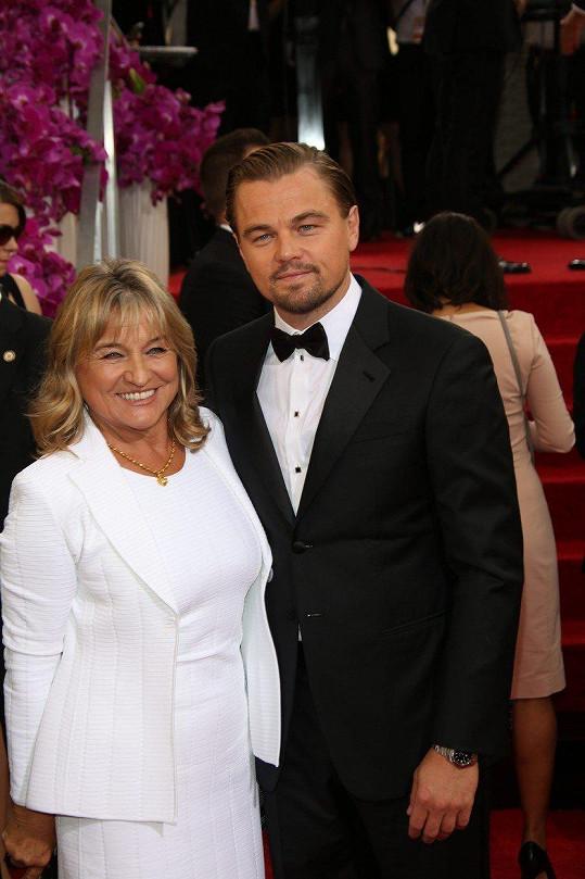 S maminkou Irmelin Inderbirken má Leo velmi úzký vztah.