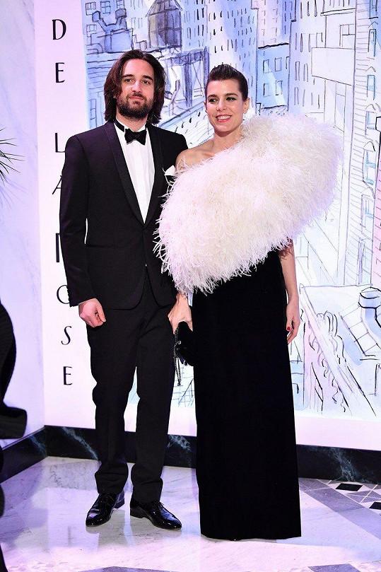 Hereččin syn Dimitri Rassam se zasnoubil s vnučkou Grace Kelly.