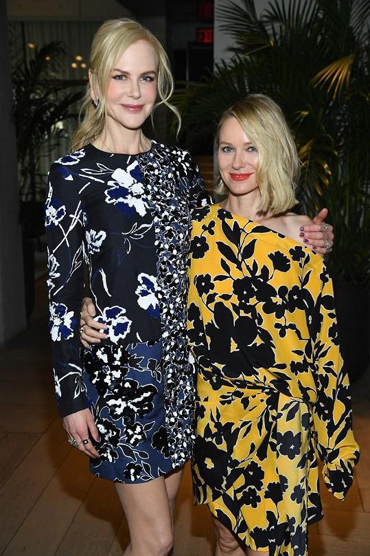 Nicole Kidman a Naomi Watts