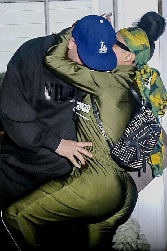 Rob Kardashian a Blac Chyna