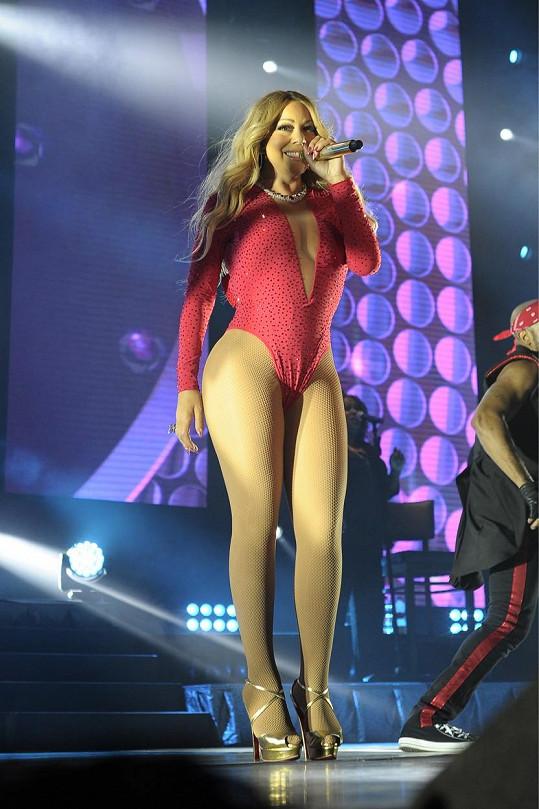 Mariah se v osobním životě daří o poznání méně než v tom pracovním.