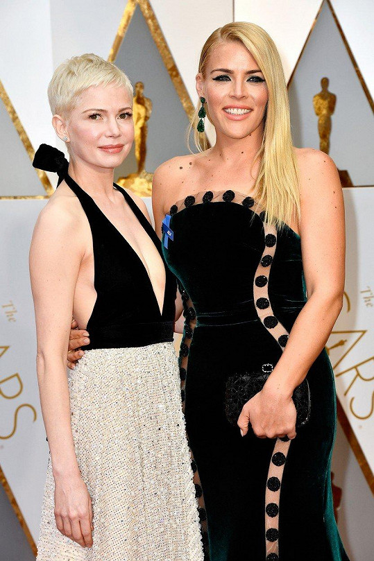 Busy Philipps & Michelle Williams