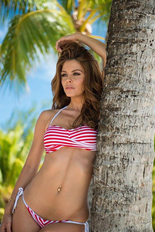 Někdejší účastnici Miss Teen USA v sobě nezapře.