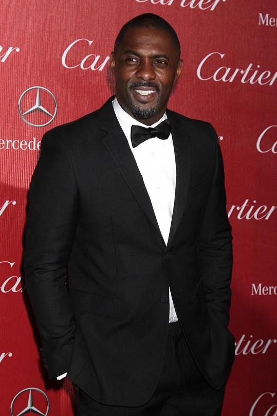 ...anebo Idris Elba. Oba herci by podle něj byli ideální adepti.