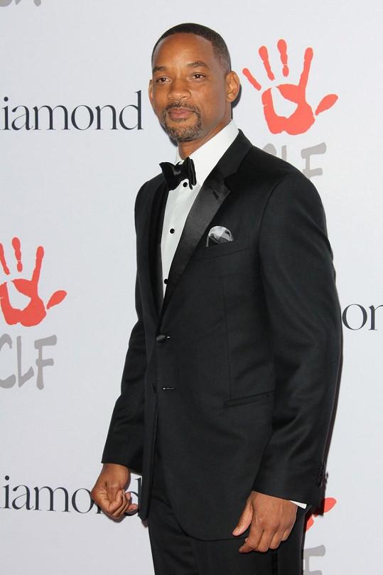 Will Smith už léta patří k nejlépe placeným hercům v Hollywoodu. Letos vydělal 987 232 500 korun.