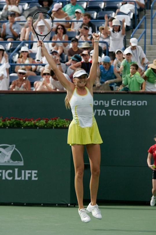 Hantuchová už tenisovou kariéru pověsila na hřebík.