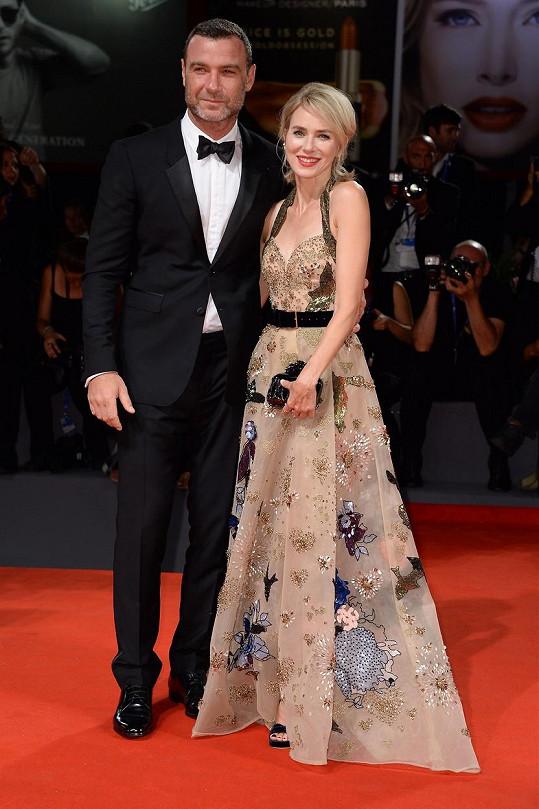Naomi Watts a Liev Schreiber