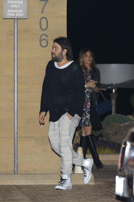 Simon s Aydou mají namířeno do restaurace Nobu.