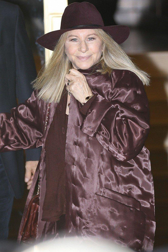 Nechyběla ani Barbra Streisand.